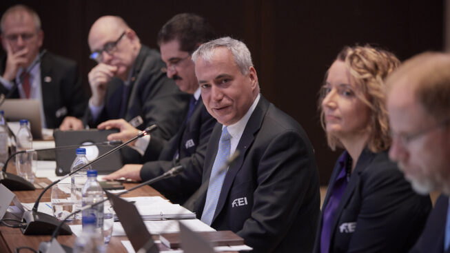 FEI Board allocates Championships and key events for 2021 and 2022 © Fei