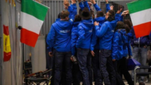 Team Italy Junior Reining