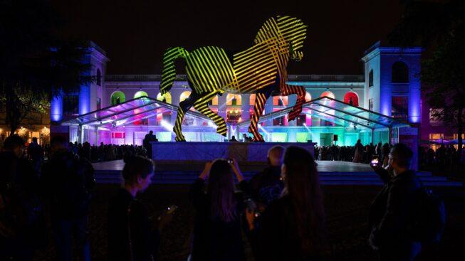 Leonardo Horse Project evento dell'anno al Best Event Award ©SnaiTech