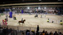 Panoramica Arena Fise Fieracavalli Verona