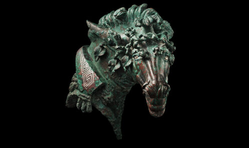 Appuntamento con l'arte e i cavalli a Bruxelles dal 26 gennaio al 2 febbraio 2019 - ©BrafaArtFair