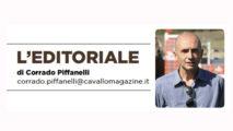 L'Italia ha vinto, é l'editoriale di Corrado Piffanelli su Cavallo Magazine di dicembre 2019