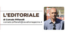 Percorso Vincente, editoriale di Corrado Piffanelli - Cavallo Magazine marzo 2020