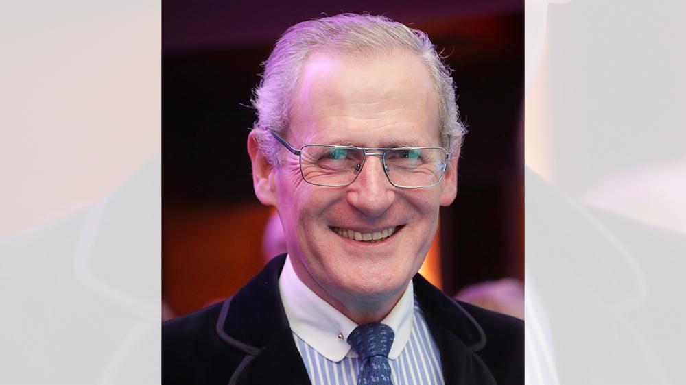 FEI Jumping Director John Roche to retire ©FEI
