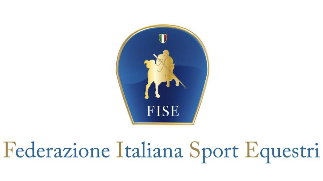 Rinvio manifestazioni per sospensione dell'attività sportiva della Federazione Italiana Sport Equestri ©Logo Fise