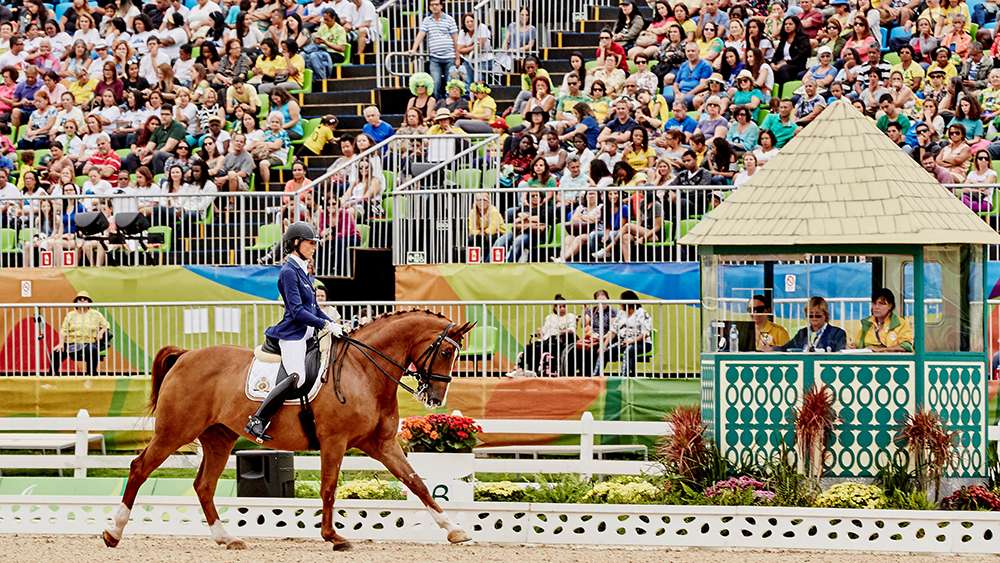 Fifteen para-equestrian nations earn team slot for Tokyo 2020 ©Fei