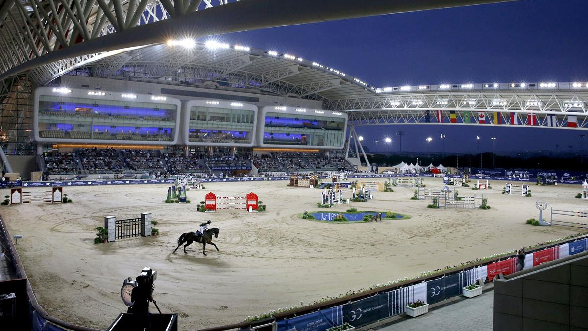 Stars of Show Jumping Line Up for LGCT Doha © LGCT / Stefano Grasso