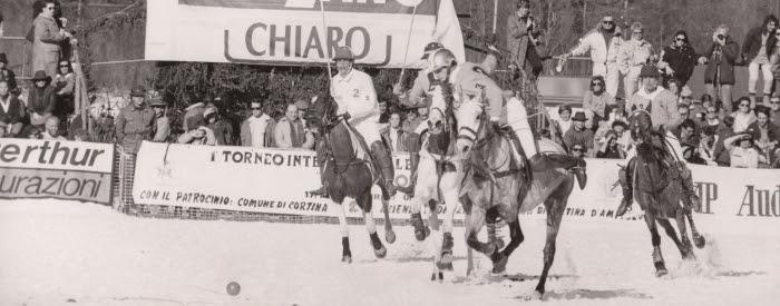 Il polo e Cortina d'Ampezzo, un legame di lunga data ©EquiEquipe