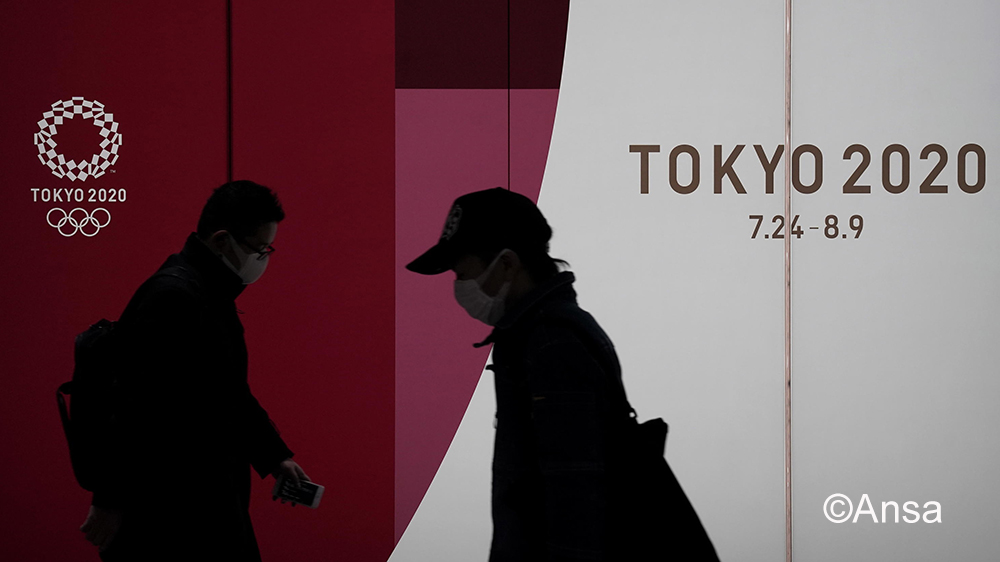 Olimpiadi Tokyo 2020: Abe chiede spostamento nel 2021 ©Ansa