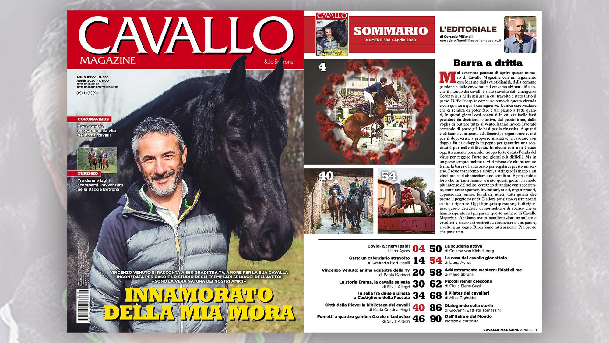 Insieme con Cavallo Magazine