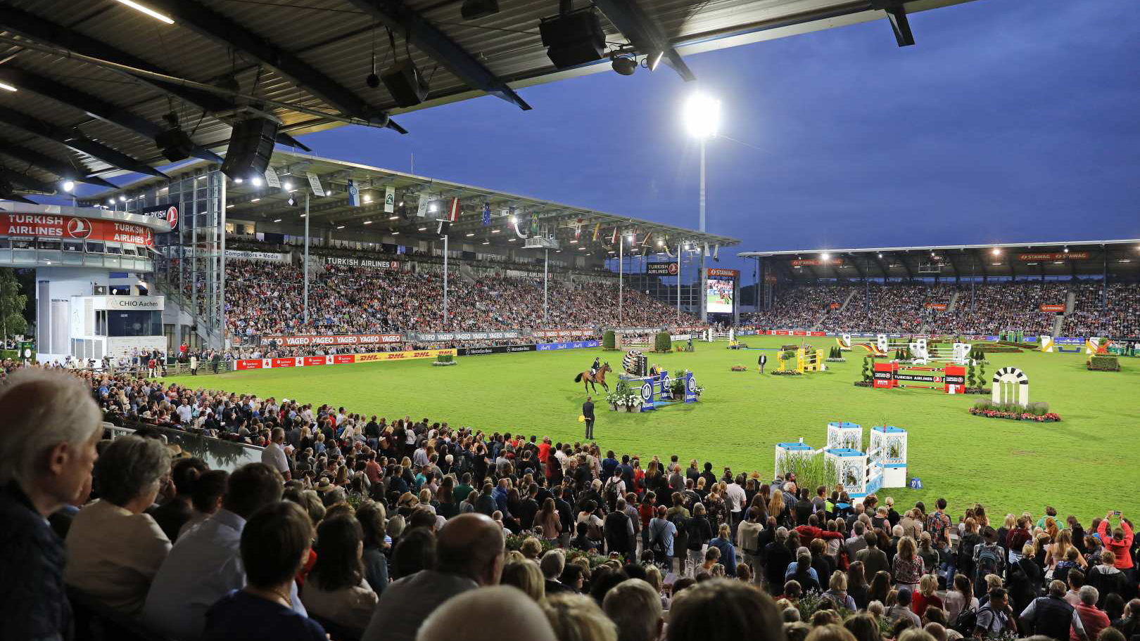 Chio Aachen 2020 postponed to a later date in the year ©ChioAachen