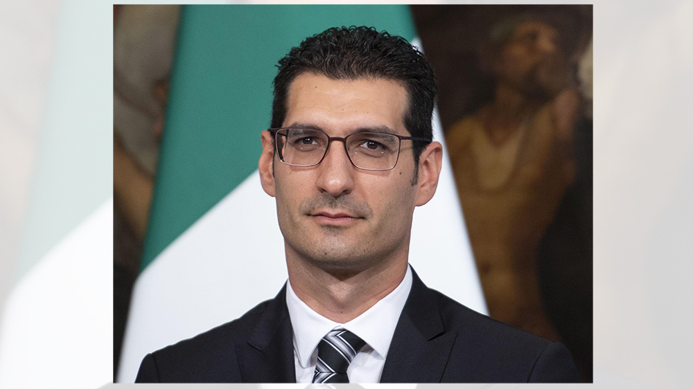 Il sottosegretario alle Politiche Agricole, Alimentari e Forestali, Giuseppe L'Abbate © ANSA/MAURIZIO BRAMBATTI