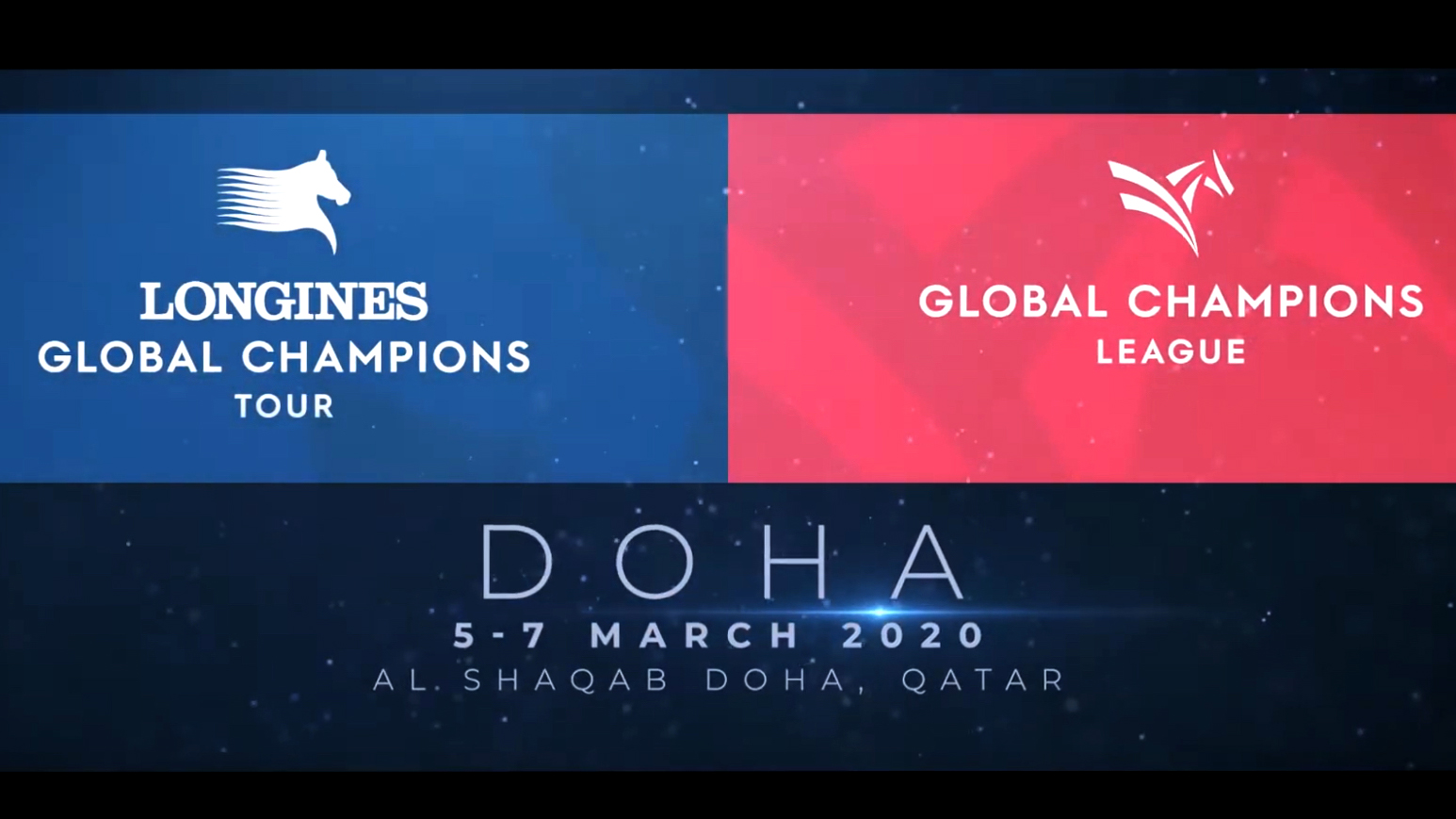 Excitement builds for LGCT Doha