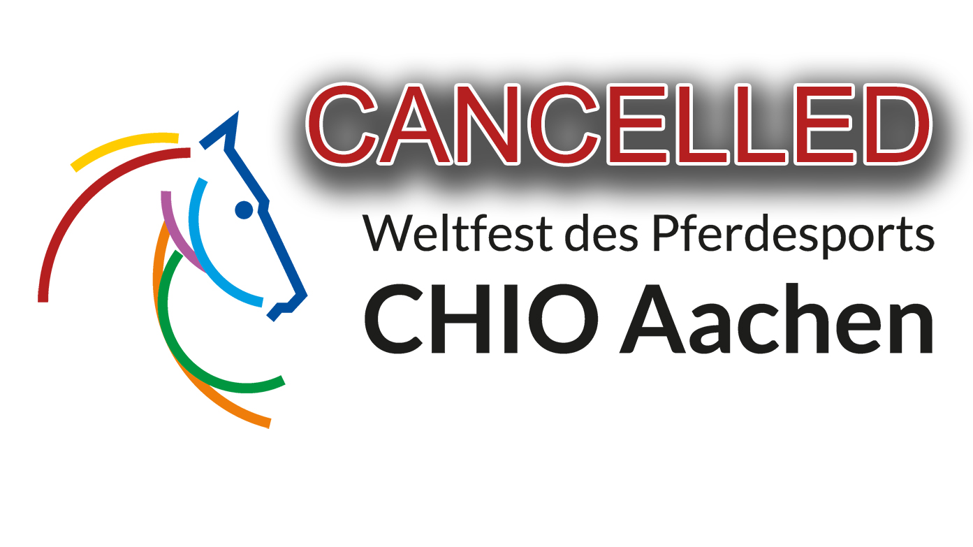 CHIO Aachen 2020 cancelled