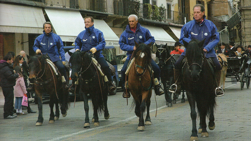 Il Raid Monaco Verona