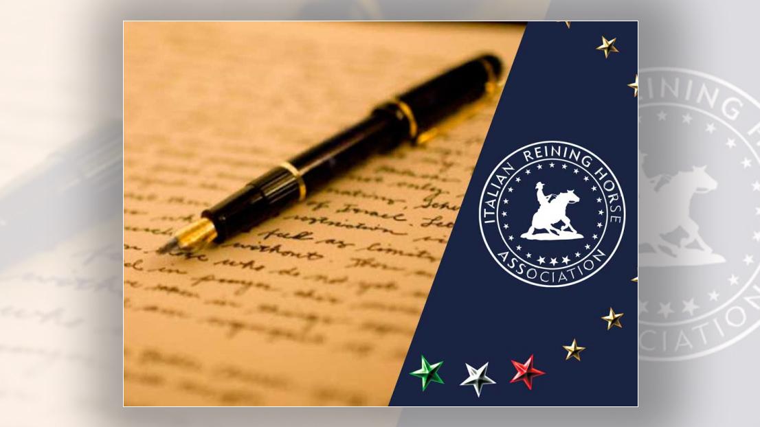 Lettera aperta del Presidente IRHA ai soci