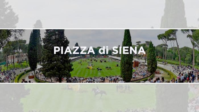 Piazza di Siena: emozioni da rivivere su RAI SPORT HD