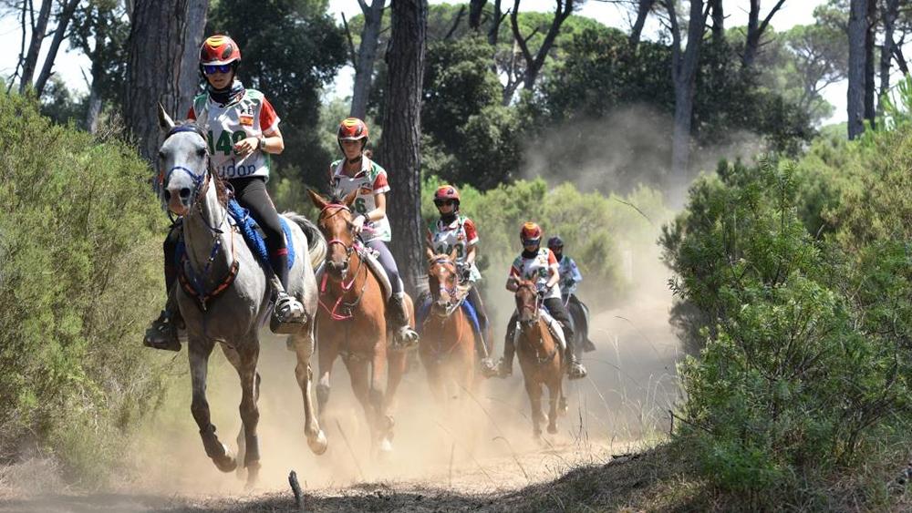Endurance: i Campionati del Mondo 2021 confermati a San Rossore ©Archivio Endurance San Rossore