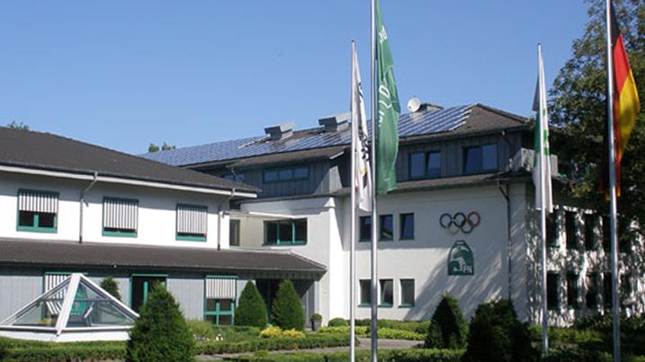 La sede della Federazione equestre tedesca a Warendorf ©pferd-aktuell.de