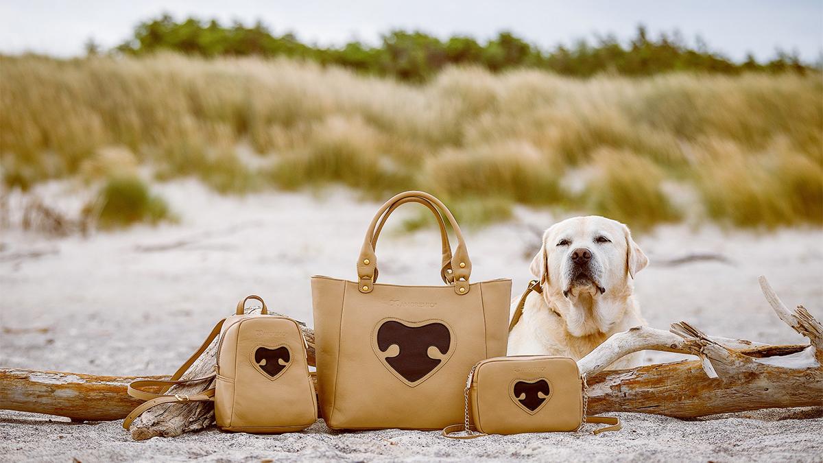 AMOREMIOⓇ borse e accessori per chi vede un cuoricino nel musetto del proprio cagnolino