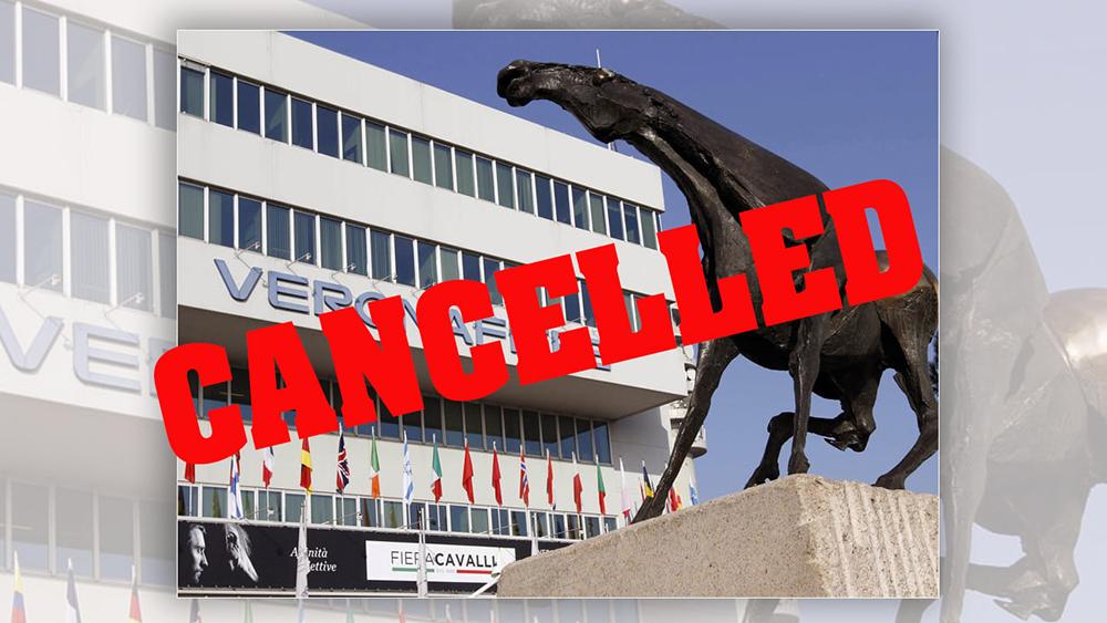 Cancellato l'appuntamento con Fieracavalli