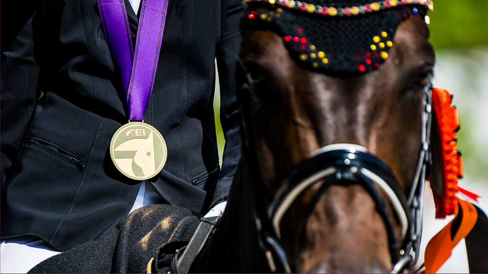 Return to Competition ©FEI/LukaszKowalski