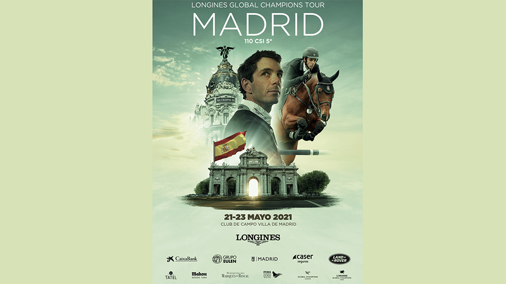 Longines Gct Madrid