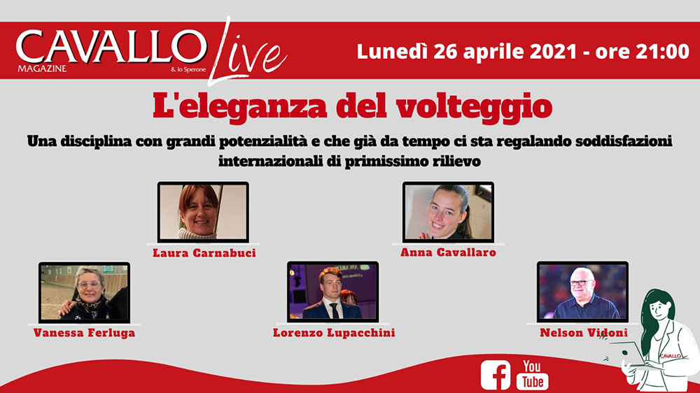 CavalloMagazineLive Volteggio
