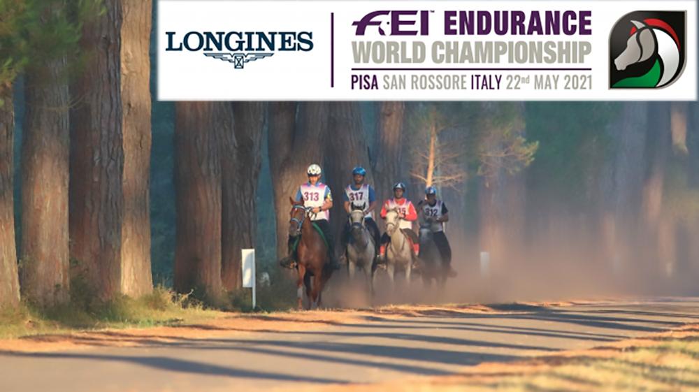 Endurance entries in San Rossore
