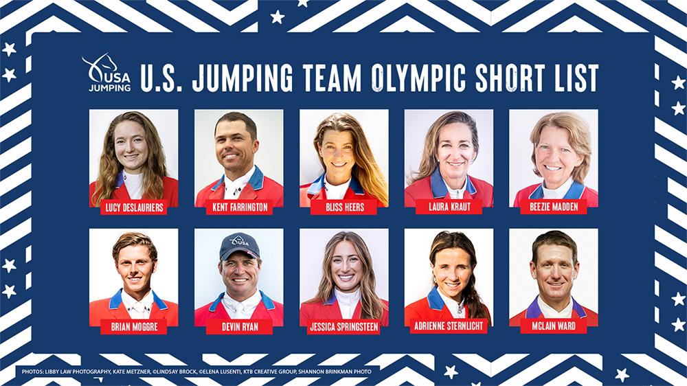 US short list
